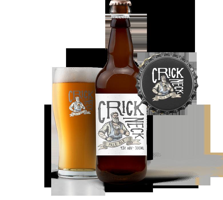 crickneck fulll bottle n cup